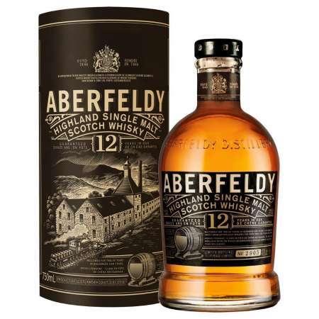 Aberfeldy 12 ročná 40% 0
