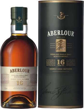 Aberlour 16 Ročná Double Cask Matured 40% 0