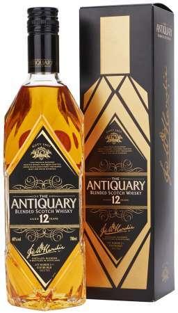 Antiquary 12 ročná 40% 0