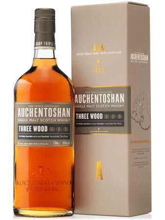 Auchentoshan Three Wood 43% 0