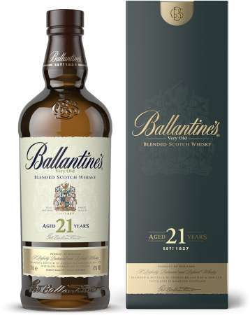 Ballantine's 21 ročná 40% 0