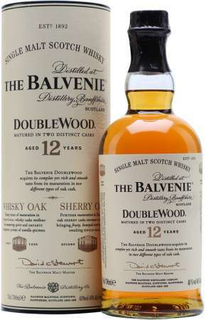 Balvenie DoubleWood 12 ročná 40% 0