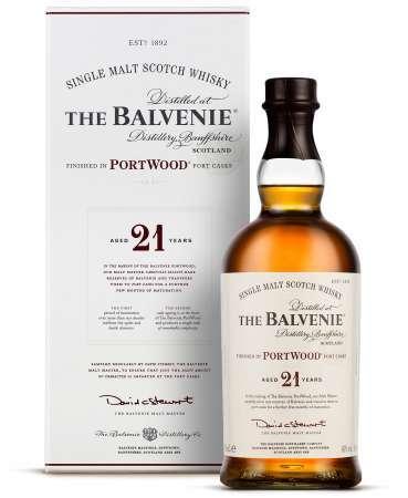 Balvenie PortWood 21 ročná 40% 0
