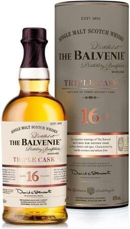 Balvenie Triple Cask 16 ročná 40% 0