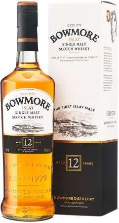 Bowmore 12 ročná 40% 0