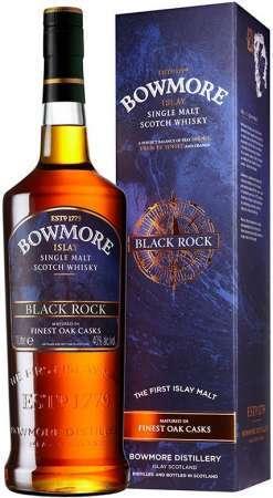 Bowmore Black Rock 40% 1l