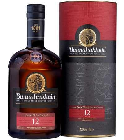 Bunnahabhain 12 ročná 46