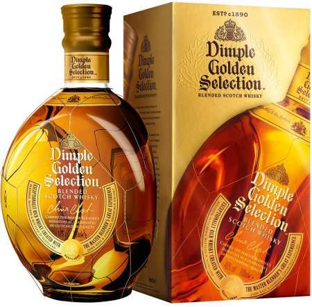 Dimple Golden Selection 40% 0