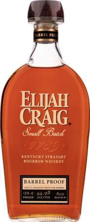 Elijah Craig Barrel Proof 12 ročná 66