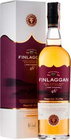 Finlaggan Port Finished 46% 0