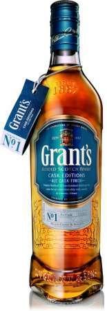 Grant's Ale Cask Finish 40% 0