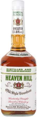 Heaven Hill Bourbon 40% 1l
