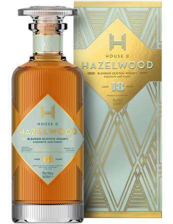 House of Hazelwood 18 ročná 40% 0