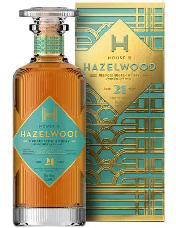House of Hazelwood 21 ročná 40% 0
