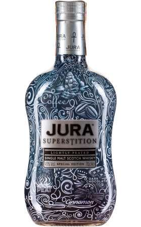 Isle of Jura Superstition 43% 0