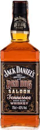 Jack Daniel's Red Dog Saloon 43% 0