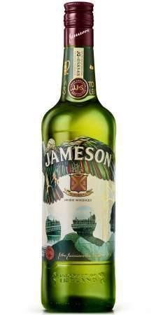 Jameson St. Patricks Day 2018 40% 0