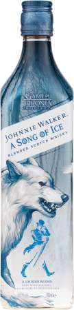 Johnnie Walker Song of Ice Game of Thrones 40