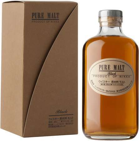 Nikka Pure Malt Black 43% 0