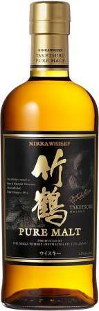 Nikka Taketsuru Pure Malt 43% 0