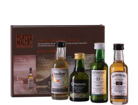 Peated Malts of Distinction 4 x 0