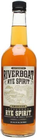 Riverboat Small Batch Unfiltered Rye 40% 1l