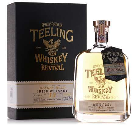 Teeling 13 ročná - The Revival  II Calvados casks 46% 0