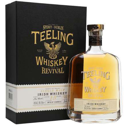 Teeling 15 ročná -  The Revival IV Muscat Barrels 46% 0