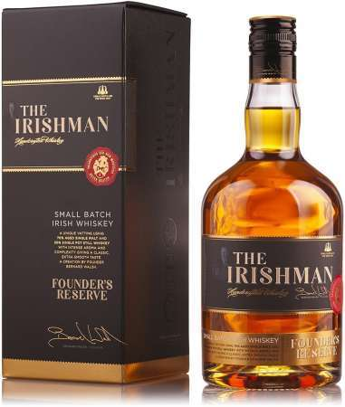 The Irishman Founder's Reserve 40% 0