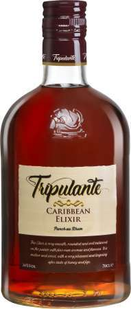 Rum Tripulante Caribbean Elixir 34% 0