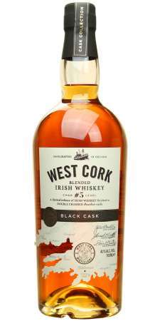 West Cork Black Cask 40% 0