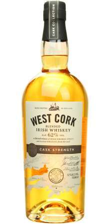 West Cork Cask Strength 62% 0