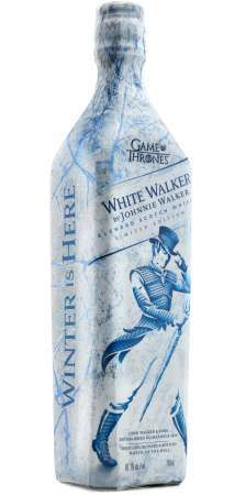 White Walker by Johnnie Walker Game of Thrones 41
