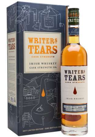 Writers Tears Cask Strength 2017 53% 0