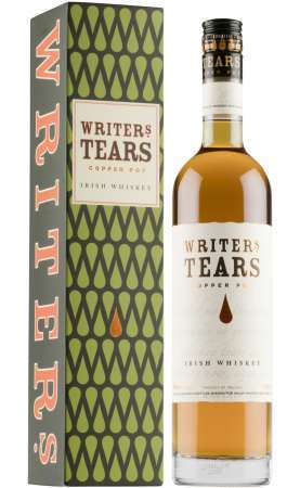 Writers Tears Copper Pot 40% 0