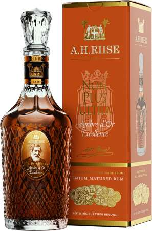 Rum A.H. Riise Non Plus Ultra Ambre d'Or Excellence 42% 0