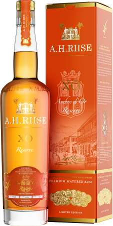 Rum A.H. Riise XO Ambre d'Or 42% 0