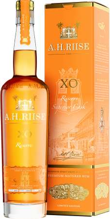Rum A.H. Riise XO Reserve 40% 0