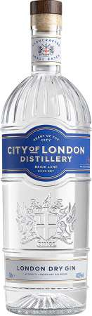 City of London Dry Gin 40