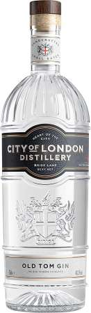 City of London Old Tom Gin 40