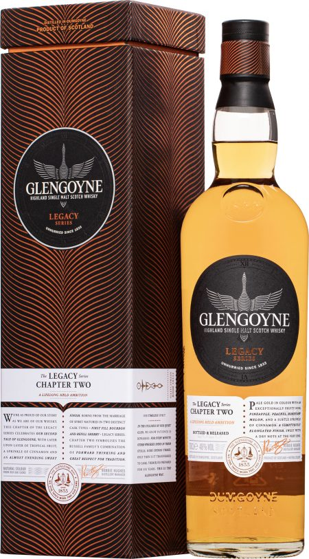 Glengoyne The Legacy Series Chapter Two 48% 0