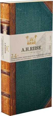 A.H. Riise 24 Experiences 24 x 0