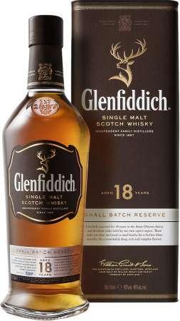 Glenfiddich 18 ročná 40% 0