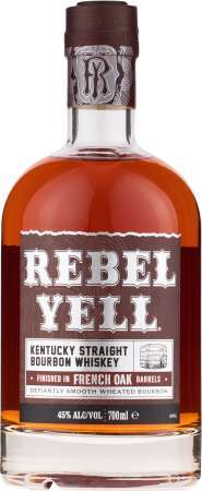 Rebel Yell French Barrel Special Finish 45% 0
