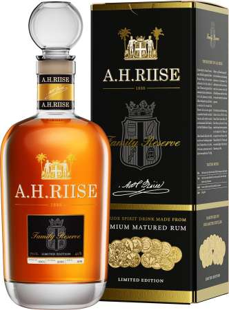 Rum A.H. Riise Family Reserve 42% 0